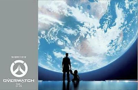 TITAN BOOKS : Cinematic art of overwatch: volume 1