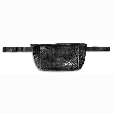 Картинка кошелек на пояс Tatonka Skin Document Belt black - 1