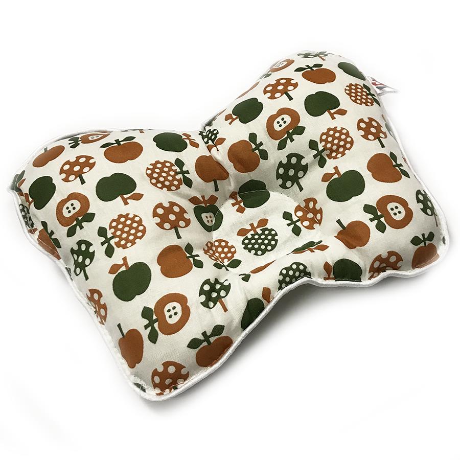 Подушки для новорожденных Подушечка для новорожденного Farla Agoo Яблочки agoo-apple2.png
