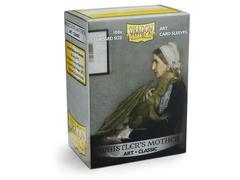 DS Sleeves: Whistler's Mother (100)