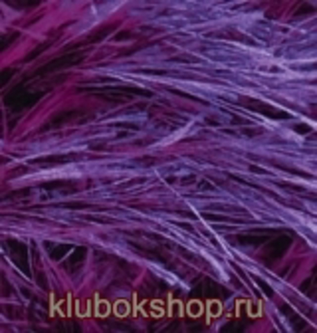 Пряжа Decofur (Alize) 304 Фиолетовый, фото