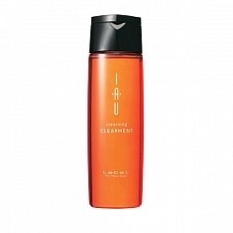 Освежающий аромашампунь для нормальной кожи головы IAU cleansing CLEARMENT, 200 мл.
