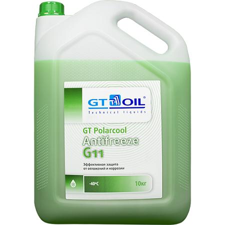 Антифризы Антифриз GT Oil POLARCOOL G11  - 10кг   1950032214021 10.png