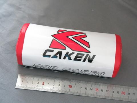 Накладка руля CAKEN красная