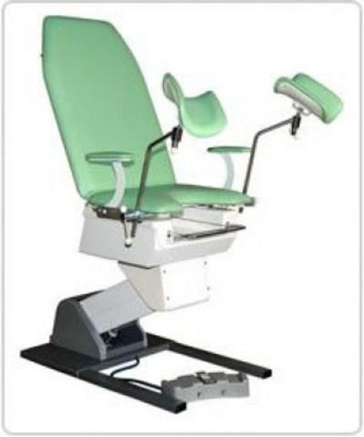 Кресло гинекологическое электромеханическое «Клер» КГЭМ 03 (1 электропривод) - фото