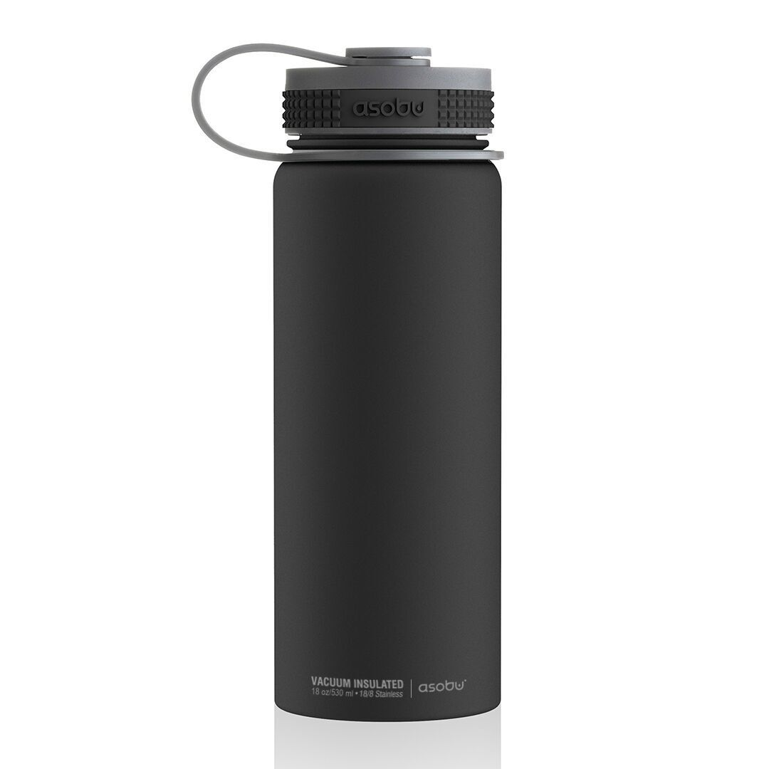 Термос Asobu Alpine flask (0,53 литра), черный
