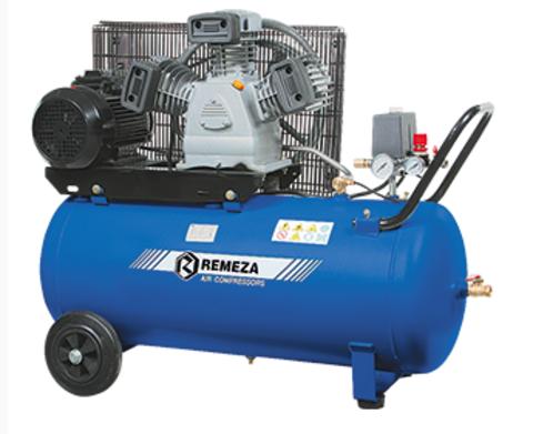 Компрессоры с ременным приводом 3,0 кВт, REMEZA