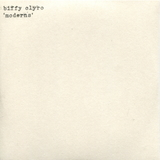 Biffy Clyro / Moderns (Limited Edition)(Coloured Vinyl)(7' Vinyl Single)