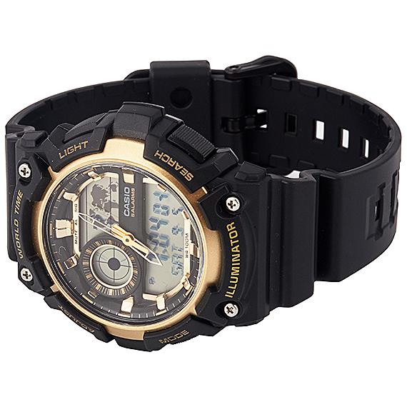 Часы наручные Casio AEQ-200W-9AVDF