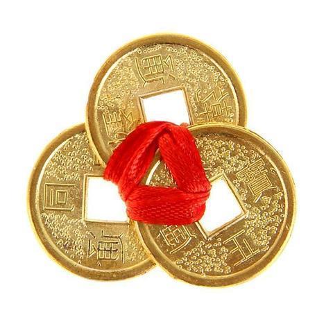 Связка 3 монет маленькая