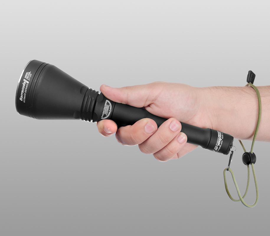 Поисковый фонарь Armytek Barracuda Pro (тёплый свет) - фото 3