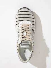Текстильные кроссовки Premiata Beth 4627 на шнуровке