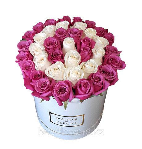 Коробка Maison Des Fleurs микс 15-3