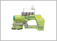 Фото: Флетлок MEGASEW MJ101TX-460-01S/DSV/AT/AW/SCD Плоскошовная шестиниточная швейная машина
