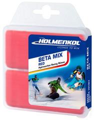 Парафин Holmenkol Betamix Red (-4°/-14° C)