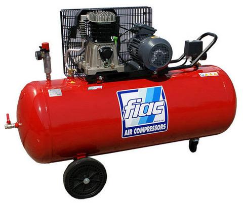 Поршневой компрессор FIAC AB 300-678 на колесах