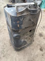 Топливный бак на МАН ТГМ 300Л Размеры - 515Х1050Х615 см Оригинальные номера - 81122015552/81122015817