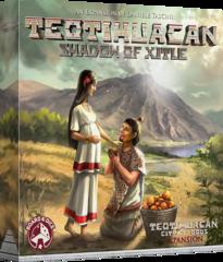 Теотиуакан. Тень Шитле