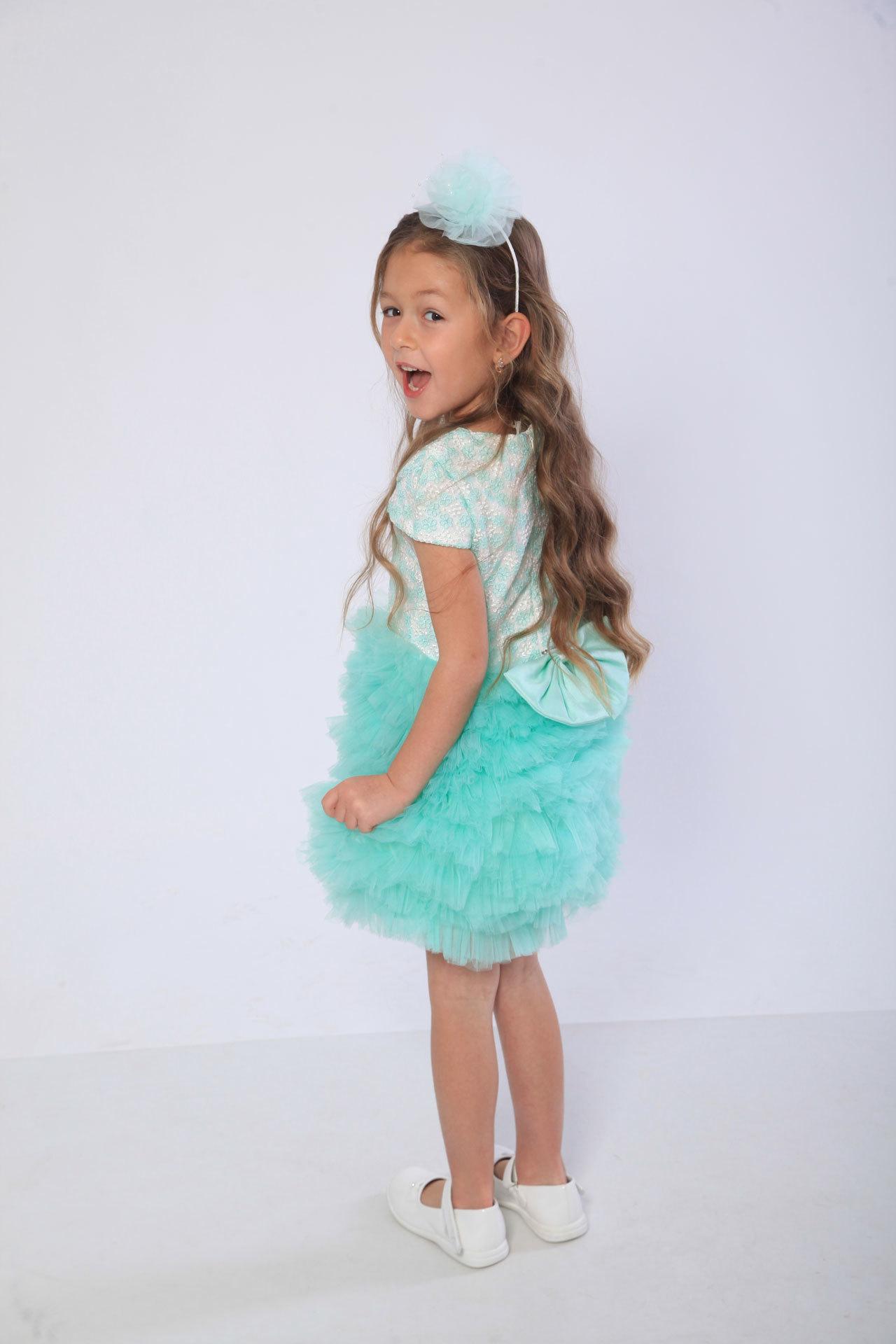 Платье для девочки Wecan, 4063