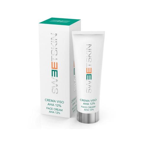 SWEET SKIN | Крем для кожи 12% / Crema Viso AHA 12%, (50 мл)