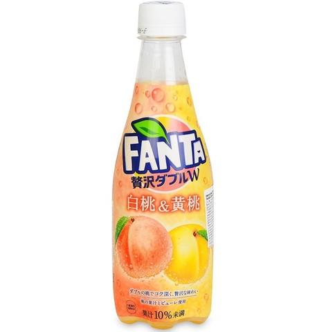 Fanta Персик Япония 0,5 л