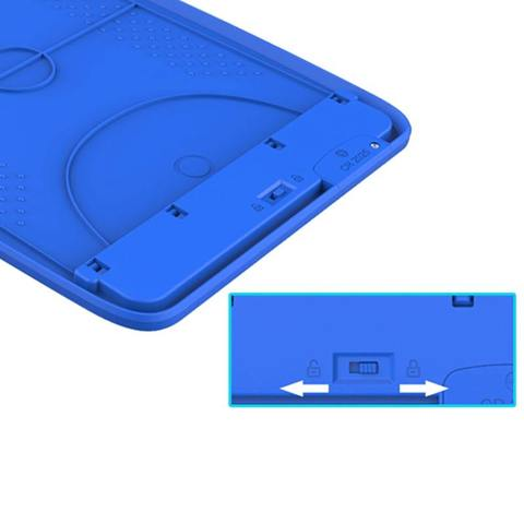 рафический планшет для рисования LCD WRITING BOARD TABLET 8.5 со стилусом черный