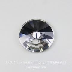 2006 Стразы Сваровски холодной фиксации Crystal (12 мм)
