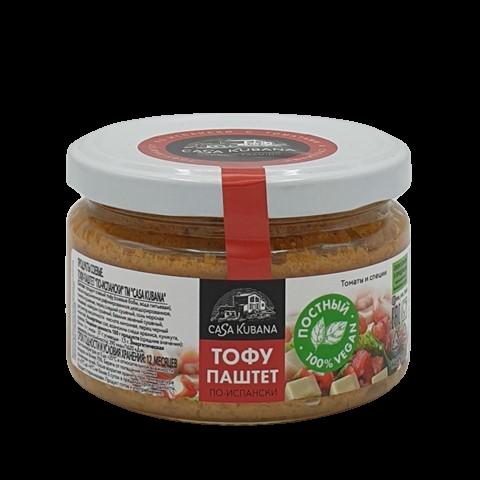 Тофу-паштет По-Испански CASA KUBANA, 200 гр