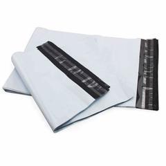 Курьерский пакет 430*500+40 мм, белый, без логотипа, без кармана, 100 шт
