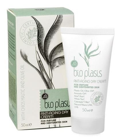 Антивозрастной крем для лица с мастикой Bio Plasis 50 мл