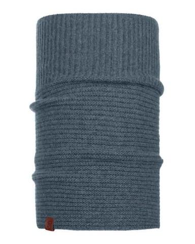 Шарф-труба вязаный Buff Neckwarmer Knitted Biorn Grey фото 1