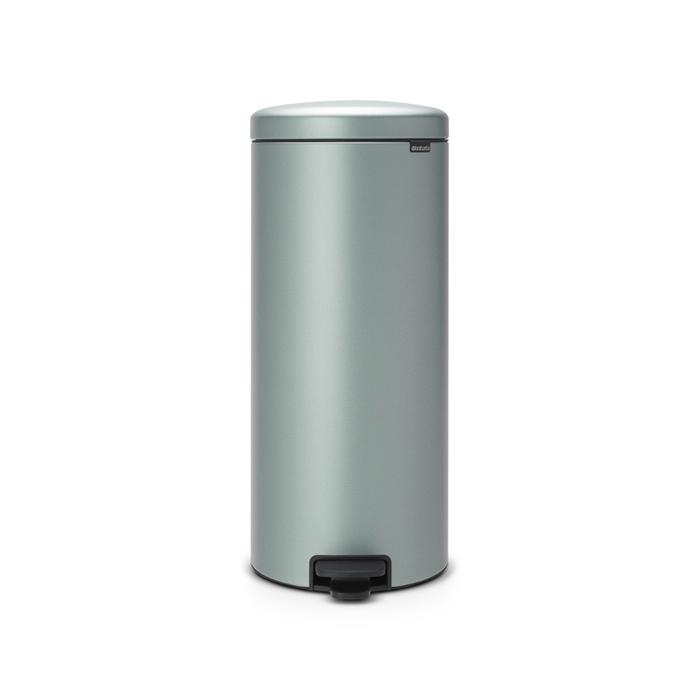 Мусорный бак newicon (30 л), Мятный металлик, арт. 114564 - фото 1