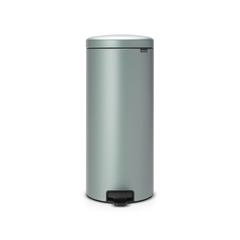 Мусорный бак newicon (30 л), Мятный металлик