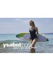 Купальник слитный YSABEL MORA 80939