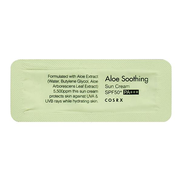 "COSRX Крем для лица солнцезащитный с алое пробник COSRX Aloe Soothing Sun Cream SPF50 PA+++ SAMPLE"" Cosrx_Aloe_Soothing_Sun_Cream_SPF50.jpg"