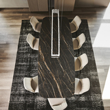 Обеденный стол Skorpio /Wood/Keramik/glass, Италия