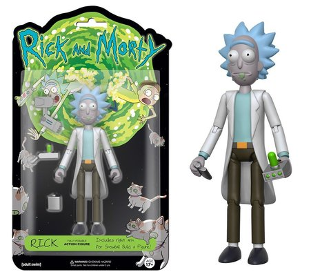 Фигурка Funko Action Figure: Rick & Morty: Rick 12924