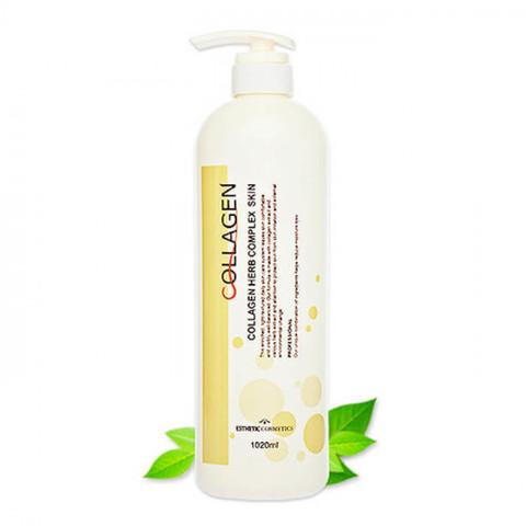 Esthetic House Collagen Herb Complex Skin тоник для лица с коллагеном и растительными экстрактами