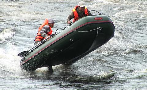 Лодка Комбат «CMB-430Pro»