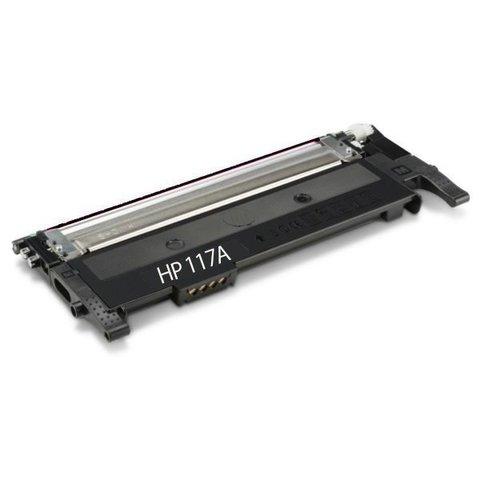 Совместимый картридж W2073a (117A) пурпурный для HP Color Laser 150a, 150nw, 178nw, 179fnw (0,7K)