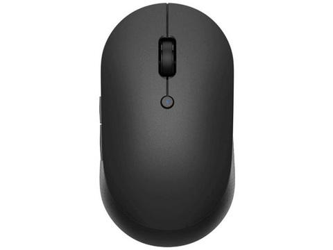 Беспроводная мышь XIAOMI Mi Dual Mode Silent Edition Black/Черная
