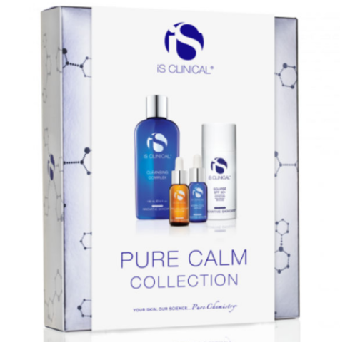 IS CLINICAL Kit.Box Pure Calm Collection