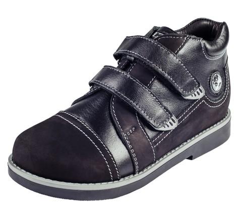 Ботинки на байке  арт. 135-12