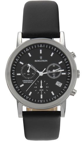 Купить Наручные часы Romanson UL0105P MW BK по доступной цене