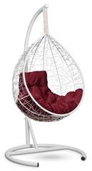 Подвесное кресло-кокон SEVILLA COMFORT (белое)