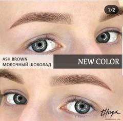 Ash Brown (молочный шоколад) • THUYA • краска для бровей