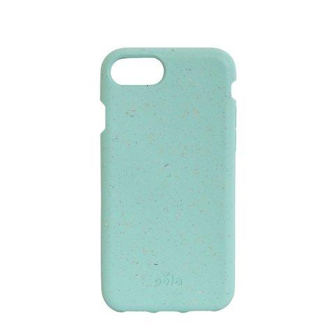 Чехол Pela для телефона iPhone 6/6s/7/8 голубой