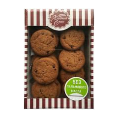 Печенье Хлебный спас Овсяное с шоколадом 500 г