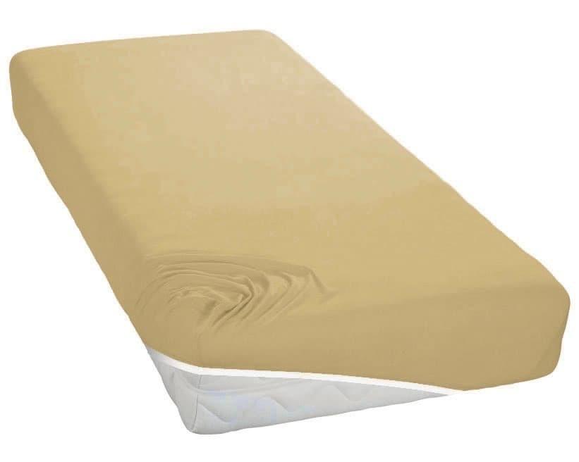 TUTTI FRUTTI медовый - 1-спальный комплект постельного белья