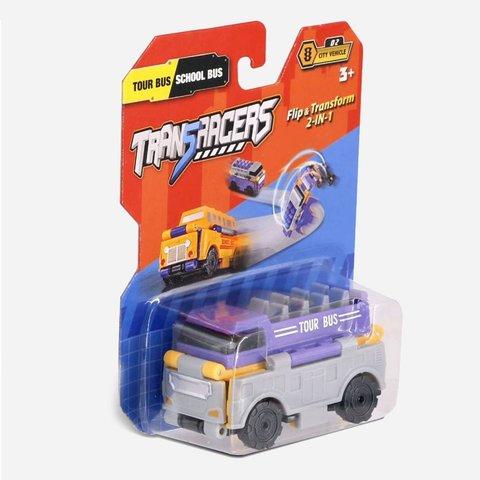 Maşın TransRacers Tour Bus & School Bus